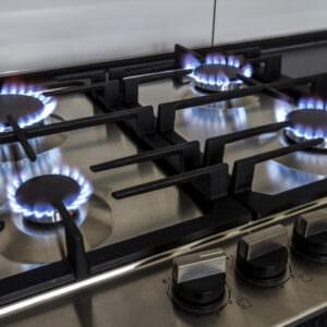 Підключення газових плит