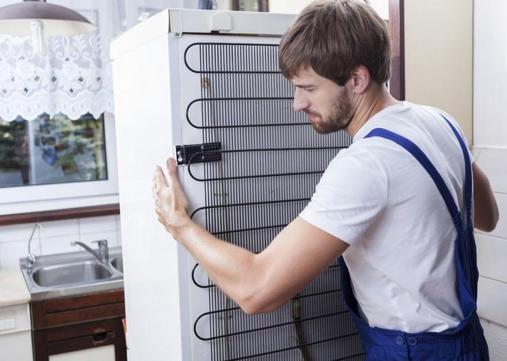 Встановлення холодильників
