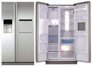 Особливості ремонту - холодильників Samsung