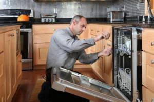 Підключення посудомийної машини