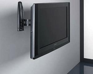 Кріплення телевізора на стіну: вибираємо кронштейн