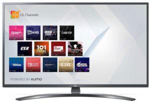 Ремонт телевизоров LG (ЛЖ)