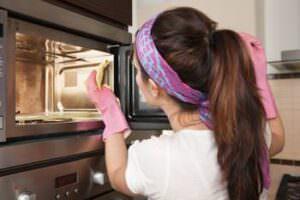 Як запобігти ремонт мікрохвильових печей