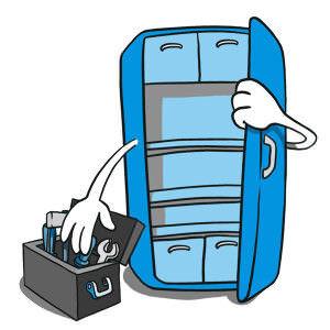 Як уникнути ремонту холодильника Атлант, Норд і інших марок