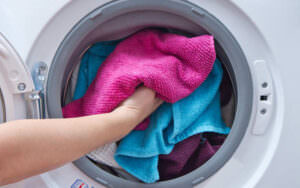 Замочування білизни в пральній машині