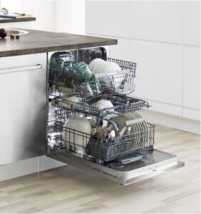 Корисні функції сучасних посудомийних машин