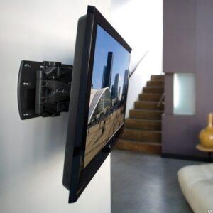 Телевизор к стене
